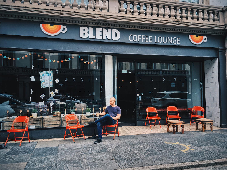 Blend Coffee House