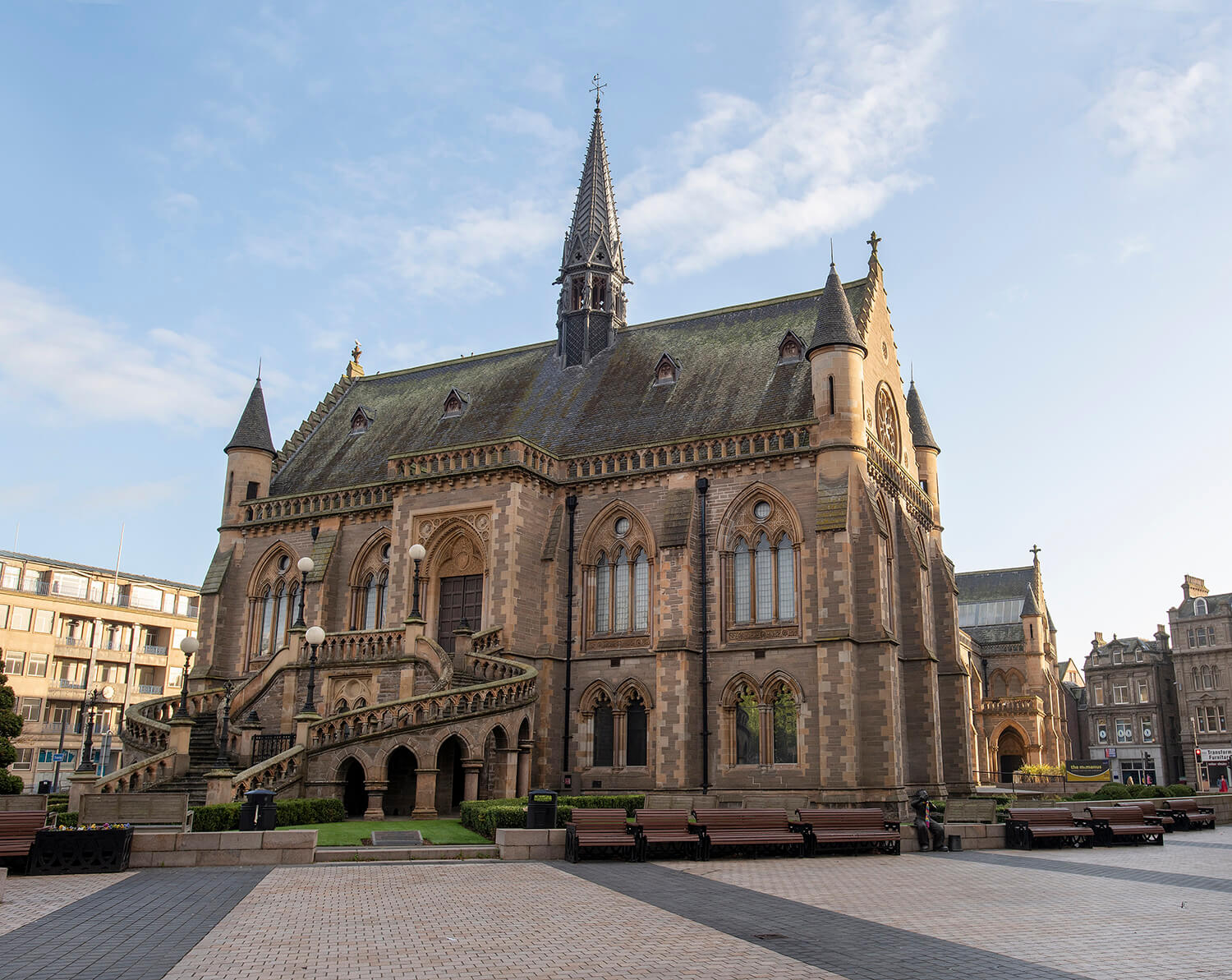 The McManus; Dundee's Art Gallery & Museum